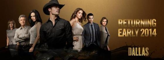 Back for good: Dallas is returning for a third season.